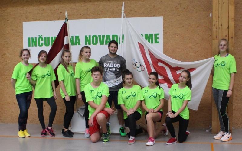 Sporta diena 2016. gadā